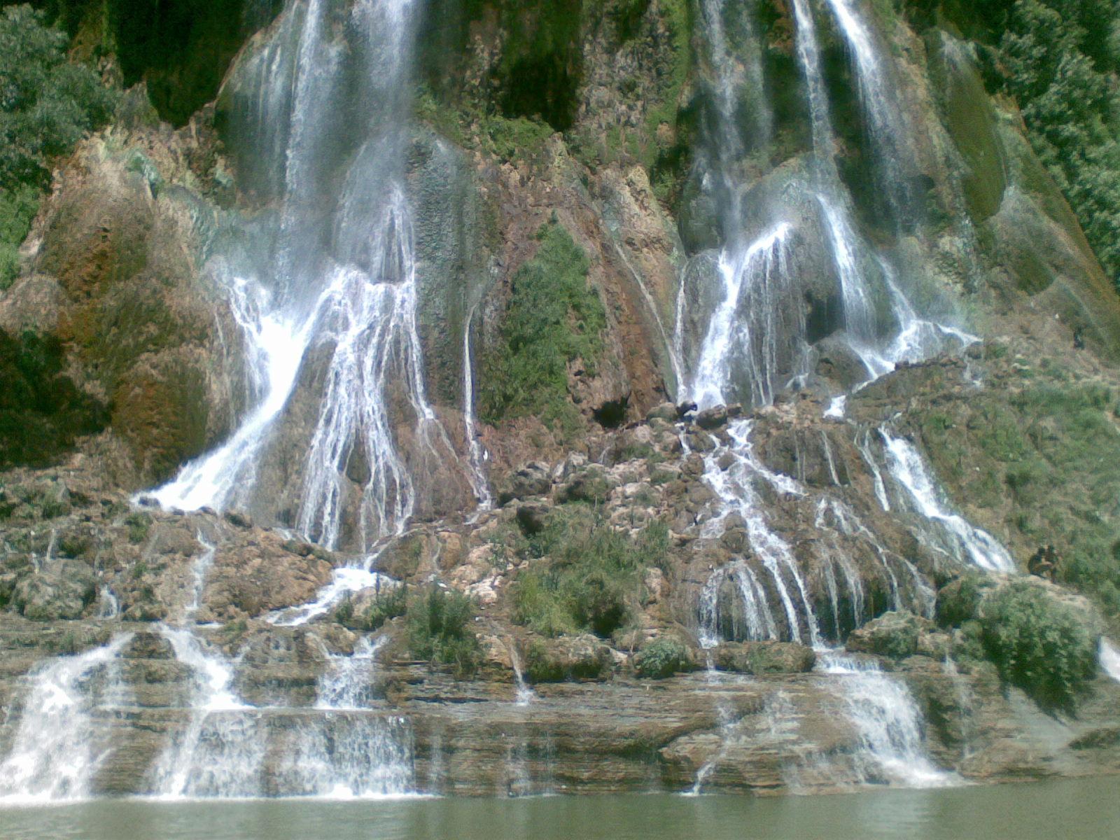 آبشار سزار لرستان
